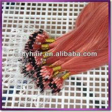 2013 Hot selling hair weaves for micro braids,remy micro braiding hair