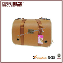 2013 sell well high quality PU pet carrier