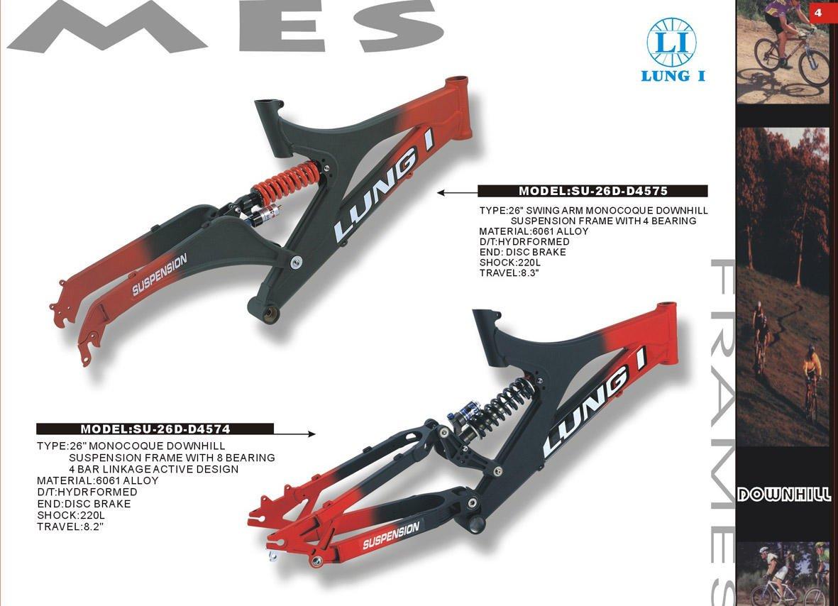 Bike frame ( downhill )