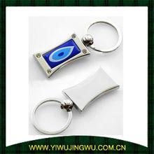 Blue Lucky Eye Keychains Wholesale(JW-G12689)