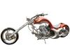 200cc Chopper Custom Built Motorcycles