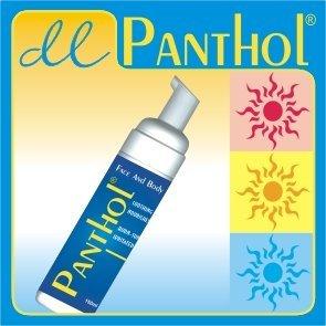Panthol Sunburn Mousse
