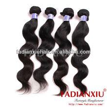 Top quality soft and silky straight Brazilian virgin hair