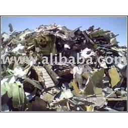 Scrap Aircraft Aluminum
