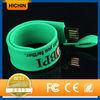 colorful twister bracelet USB drives
