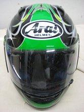 Arai RX-7 Corsair Wraith Motorcycle Helmet Large GREEN