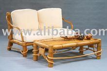 Jungle Bamboo Living Set