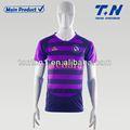 la formación de camiseta de fútbol de uniformes deportivos