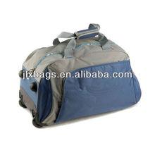 Mens Travel Trolley Duffel Bag