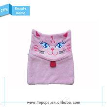 Pet toy plush cushion cover silk pillowcase
