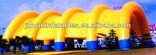 large inflatable marquee/inflatable tent