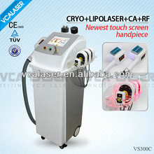 Hi-tech Cryolipolysis Machine CE ISO Congelar Sculptor Criolipolisis Equipment 2 Handpieces