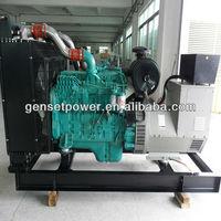 Water Cooled Engine Standby Power 50kw Diesel Generator
