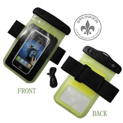 Wholesale Drawstring Swim Waterproof Bag For Iphone Holder P5517-57