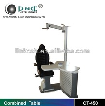 Ophthalmic tables CT-450 ophthalmic chair unit retailer
