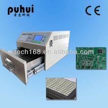 TAIAN PUHUI T-962A desk reflow oven, lead free solder machine, reflow solder machine