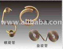Beryllium Copper Bourdon Tube