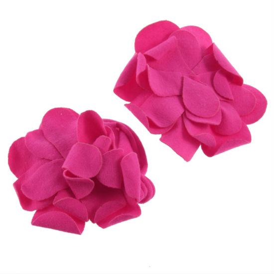 Top Baby Shoes Flower Design Baby PreWalker Infant Shoes Cotton Barefoot Sandals