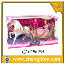 dreamy electric dolls and toys carriage