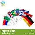 mundo de la bandera para cada país