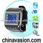 Jaguar - Quad Band Touchscreen Mobile Phone Watch + Keypad