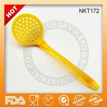 Cheap new design nylon kitchen utensil set