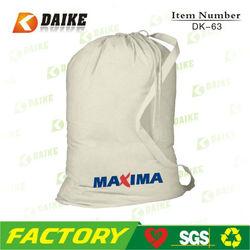 Promotional Customized 8OZ Drawstring Cotton Bag DK-63