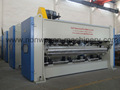 changshu tecido perfurado agulha da linha de produção de feltro agulhado de poliéster tecido de revestimento revestimento de material