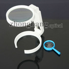3x Folding stand desktop magnifying glass stand,mini magnifier