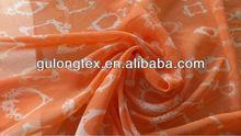 2013 fashion chiffon design/ poly 75D chiffon crepe for women dresses chiffon fabric