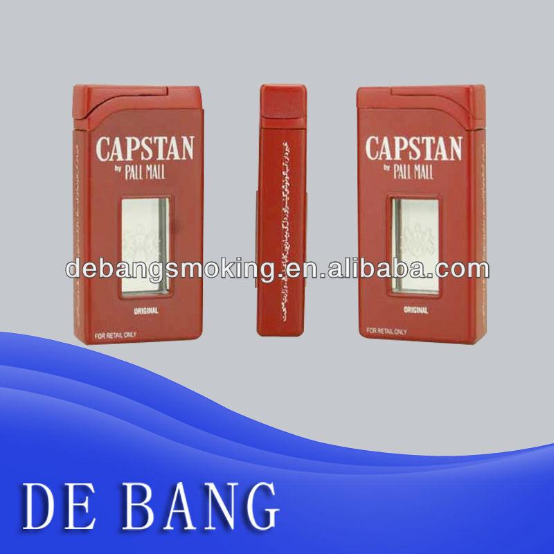 Refillable Cigarette Lighter Cigarette Lighter Gas