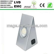 t4 under cabinet light new halogen fixture mr16