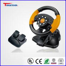Valuable funky video game steering wheels