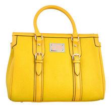 Leather Handbag / Inclined Shoulder Bag/female fancy bag