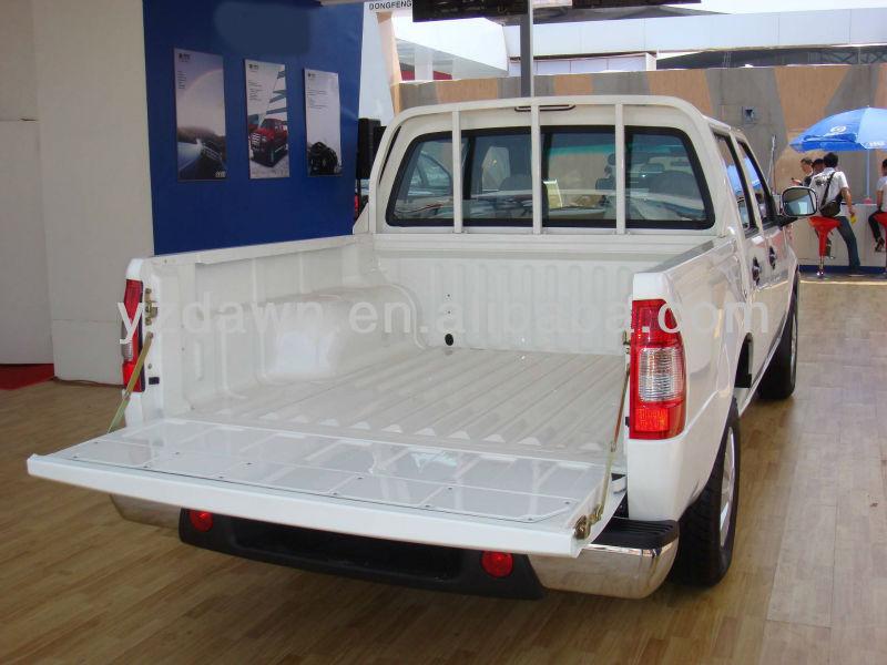 4x4 drive AC motor 35kw electric pickup/cargo van