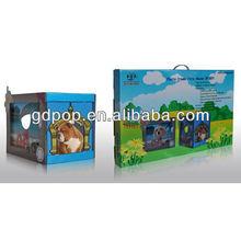 cute cardboard dog cage pet house