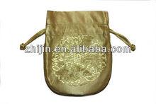 2012 cheap satin bag for wedding