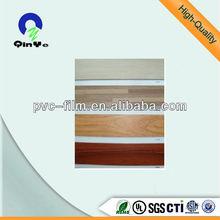 pvc transparent flexible film laminating film sheet