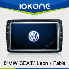 Seat Leon 2 din car DVD/Radio/SD/Ipod/Bluetooth/SWC/GPS