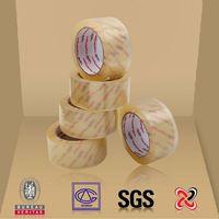 warning strip adhesive tape