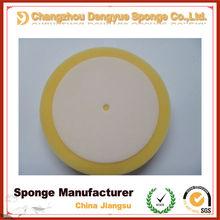 yellow foam pad\cutting polishing