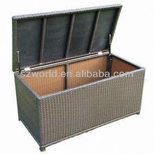outdoor furniture rattan Storage Box