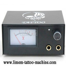 2014 Professional digtal tattoo power supply tattoo machine power supply