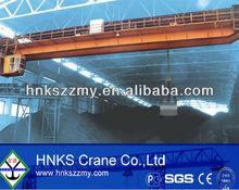 QZ Model 16T Grab Bucket Overhead/Bridge Crane for Coal Powder/sands handling