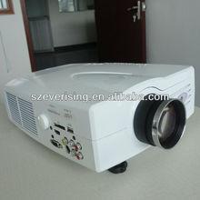 Portable 16:9 800*480 Full HD1080P Projector witj USB port
