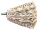 Dolly Mop 6 / s Cotton Wet mop , Floor mop Mop head mop looped screw mop head easy mop head clean mo