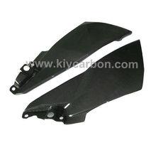 Carbon fuel tank panels motorcycle fairing for Suzuki B-King 08-09