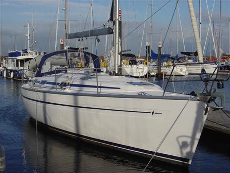 Bavaria 38 Yacht 2003. See larger image: Bavaria 38 Yacht 2003