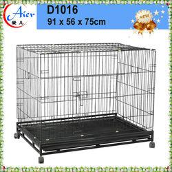 pet cage cheap aluminum dog cage