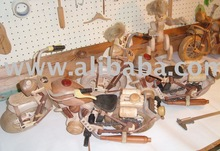 wooden toys, bolt, dolls, dragon, knight, etc, joint moving figures, Wooden industrial robots-educational toys